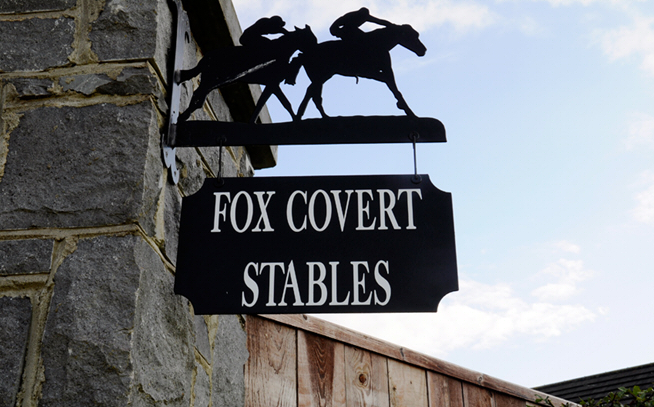 Contact Us - The Foxcovert Stables